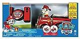 Patrulla Canina Marshall camion de bomberos radio control