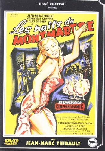 Bild von Les nuits de montmartre [FR Import]