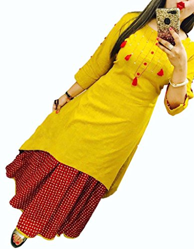 Leriya Fashion Women's Clothing Kurti for Women Latest Design Party wear Collection...
