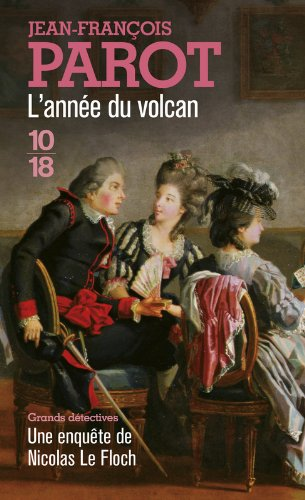 L'année du volcan par Jean-François Parot