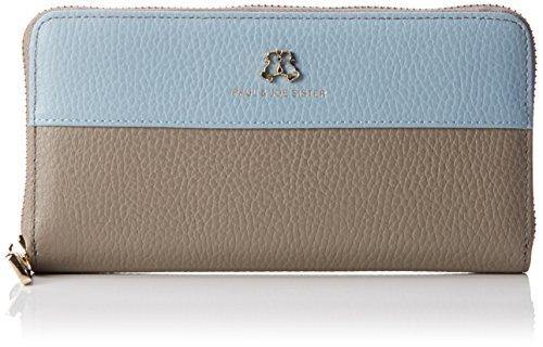 Paul & Joe Sister Zipped wallet, Portafogli Donna 19x12x2 cm (B x H x T)