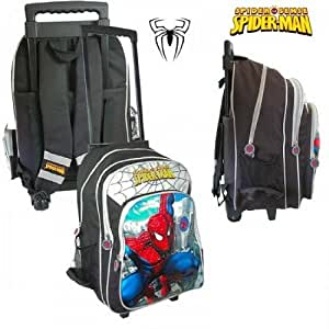 SPIDERMAN - Cartable A Roulettes Trolley Spiderman