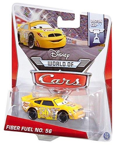 Image of Disney Pixar Cars Diecast Fiber Fuel No.56