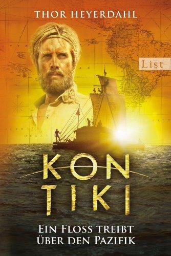 Buchseite und Rezensionen zu 'Kon-Tiki: Ein Floß treibt über den Pazifik' von Thor Heyerdahl