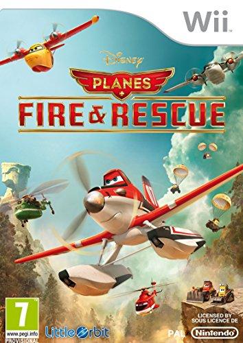 Disney Planes: Fire and Rescue (Nintendo WII) [Importación Inglesa]