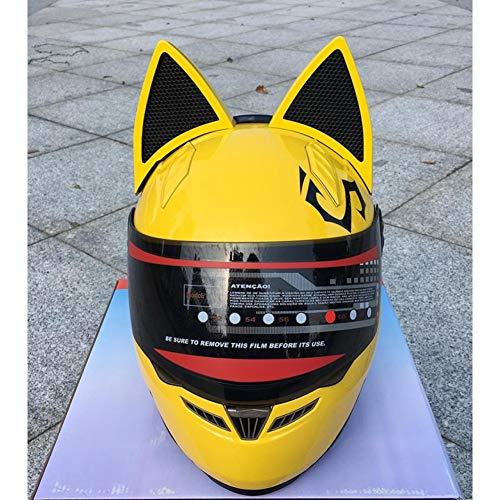 Género: Unisex  Peso: 1.6  Material del casco: Abs + Pc  Estilo del casco: Cara completa