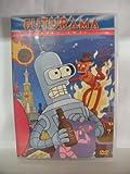 Futurama Disc 2 ~ Planet der Roboter ~ Das Geheimnis der Anchovis ~ Die Galaxis des Terrors ~ Müll macht erfinderisch ~ Ein echtes Höllenspektakel