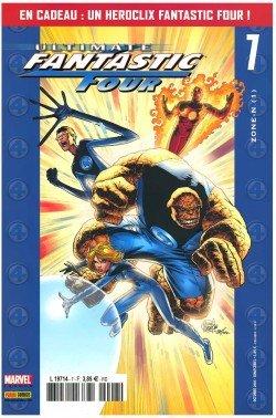 Ultimate Fantastic Four : Tome 7