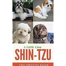 SHIH-TZU ,A LITTLE LION: photo book (a dog photo book series) (English Edition)