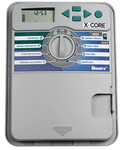 Hunter XC-801 Programador de riego, Blanco, 0.25x0.19x0.11 cm