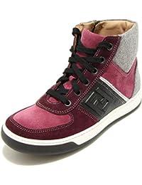 9535F sneaker FENDI scarpa bimbo bimba shoes kids unisex [39] B3lUebW4A