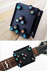 MOC Sistema de aprendizaje de acordes de guitarra, 21 acordes clásico, herramienta de entrenamiento para princ