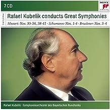 Rafael Kubelik Mozart Schumann Bruckner