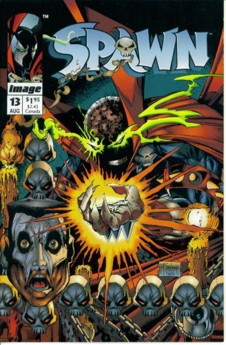 Spawn #13 : Flashback Part Two (Image Comics)