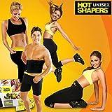 Trading Innovation NEOPRENE STOMACH SLIMMING HOT EXERCISE BELT FAT BURNER WAIST BODY SHAPER