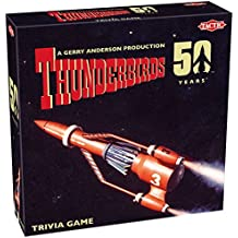 Tactic Games Thunderbirds Classic 50th Anniversary 1,000 Question Trivia Game