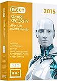 ESET Smart Security 2015 - 1 Computer (Minibox) Bild