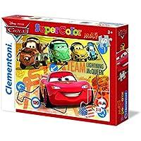 Clementoni 26739 - Cars Pit Crew Pals - Maxi Puzzle 60 pezzi