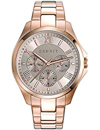 Esprit Damen-Armbanduhr Woman ES108442003 Analog Quarz