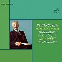 Beethoven : Sonates Clair de Lune - Pathétique - Les Adieux - Appassionata