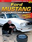 Ford Mustang Performance Projects: 19...