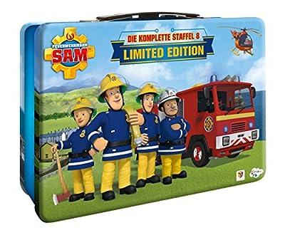 Feuerwehrmann Sam - Die komplette Staffel 8 (im Metallkoffer) [Limited Edition] [5 DVDs]