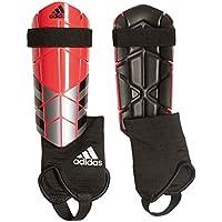 Adidas Ghost Reflex Espinilleras, Unisex Adulto, (Correa/Blanco), XL