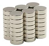 SBS® Neodym Magnet 6x2 mm 50 Stück Magnete Extrem Stark