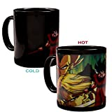 Dragon Ball Z Hitze Reagierende Farbewechsel Kaffeetasse