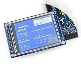 Bobury 3,2-Zoll 320x240 Touch Screen-Grafikmodule TFT-LCD-Steuerchip ILI9325 Anzeigemodul