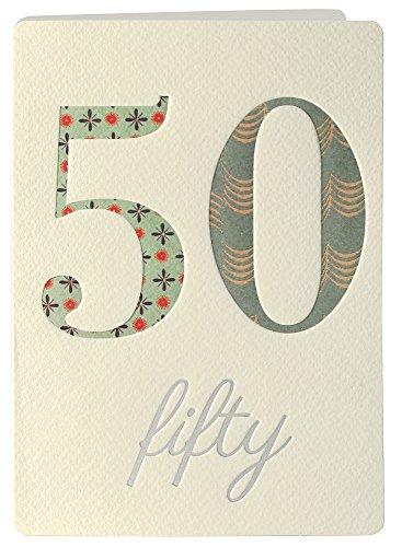 Biglietto Auguri 50 Anni Donna Al Prezzo Migliore Offerte Opinioni