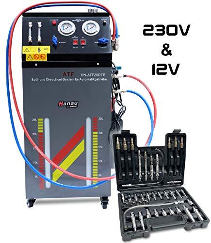 Professional Automatikgetriebe Ölwechsel | ATF Ölwechselmaschine | Getriebeöl Spülung