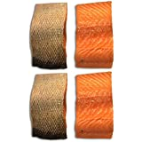 The Upper Scale Ltd Salmon portions 4 X 160-180g