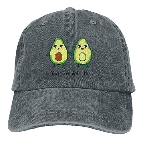 Rbfqfm Cowboy Baseball Cap Adult Dad Style Hat Lovely Avocado
