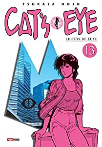 Cat's Eye Nouvelle édition deluxe Tome 13