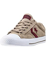 Converse Star Player Suede Ox Sand Mens Trainers