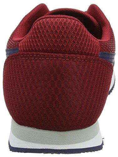 Asics Curreo Ii, Baskets Pour Homme Rouge (bordeaux / Caban)