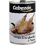 Conservas Cabezón Lata de Codorniz en Escabeche - 680 gr