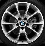 Original BMW Alufelge 4er F32-F33 V-Speiche 398 in 18 Zoll für hinten