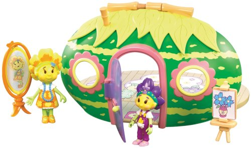 Fifi and the Flowertots Primrose and Violet's Cottage