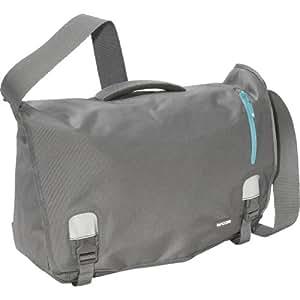 Incase Nylon Messenger Bag Pebble Aqua
