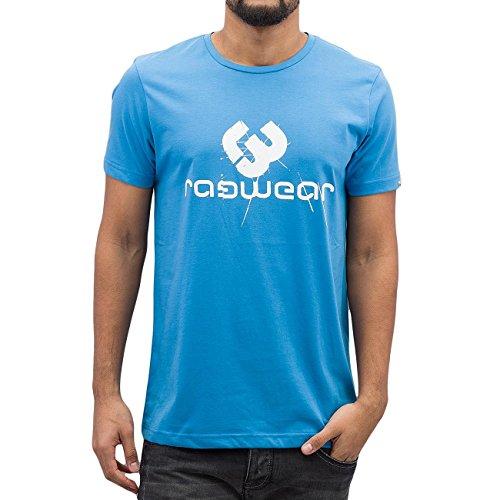 Ragwear Herren Oberteile / T-Shirt Charles Blau