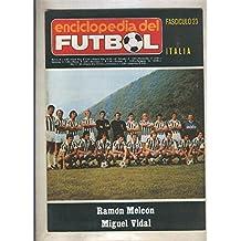 Enciclopedia del Futbol numero 23: Italia