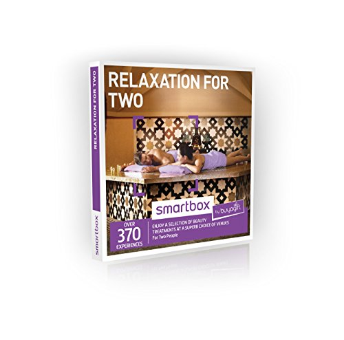 bcf5fd531706 EAN 5055876707879. Buyagift Relaxation for Two Experience Gift Box ...