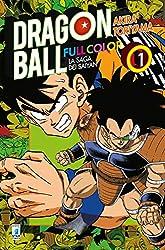 La saga dei Saiyan. Dragon Ball full color: 1