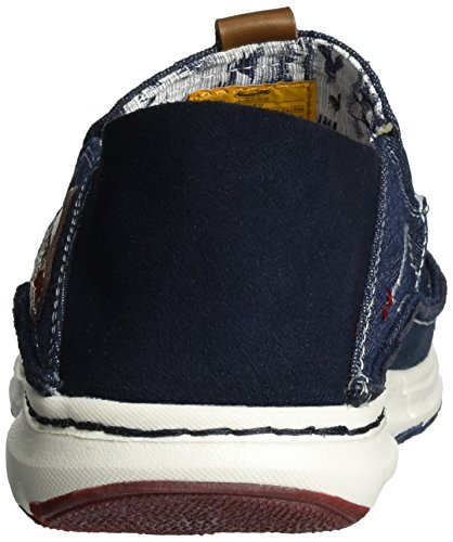 Dockers by Gerli 38mn009-702660, Chaussures Bateau Homme Bleu (Navy 660)