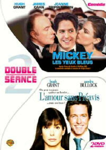 Bild von Double séance Comédie - Mickey les yeux bleus + L'amour sans préavis