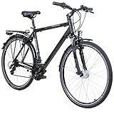 28 Zoll Galano Herren ALU Trekking Rad Bike Tourenrad Fahrrad Shimano StVZO, Rahmengrösse:55 cm