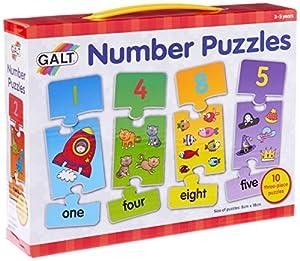 Galt Toys - Puzzle (versión en inglés)