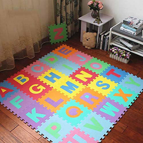 Blanket Luyiasi Eva Foam Puzzle Mats Kids Floor Puzzles Alfombra De Juego Para Ninos Baby Play Gym Crawling Mats Letras Patron De Alfombra Size